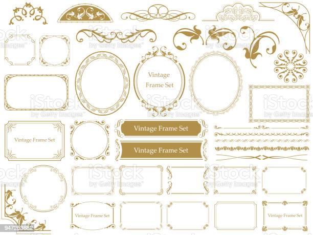 Set of assorted vintage frames vector id947253682?b=1&k=6&m=947253682&s=612x612&h=cw3o5hcbxmrprykagekyshktwl6zkaockvaxyrvxjca=