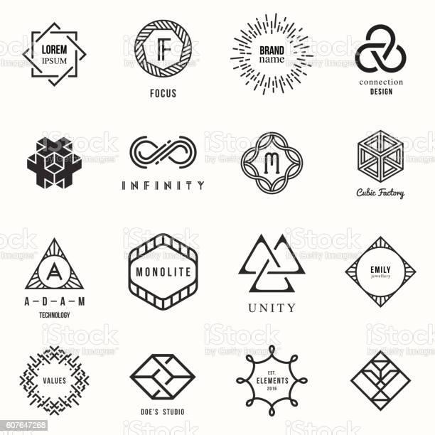 Set of badges and labels elements vector id607647268?b=1&k=6&m=607647268&s=612x612&h=5nnxikkivxbekdadldma8fvzgpjiiuf u clmep05fg=