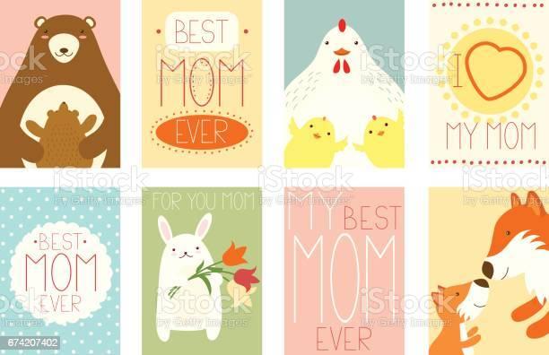 Set of banners with cute animals vector id674207402?b=1&k=6&m=674207402&s=612x612&h=pioi1gvnrdq5b5omq zf5jmsujskynahfr8hz5v24am=