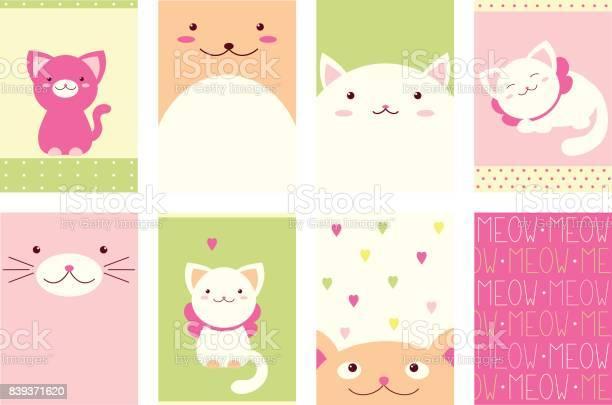 Set of banners with cute cats vector id839371620?b=1&k=6&m=839371620&s=612x612&h=bhx6uwjprqmyiqgekqmavz gpxok vfjuzmlydnzd4g=