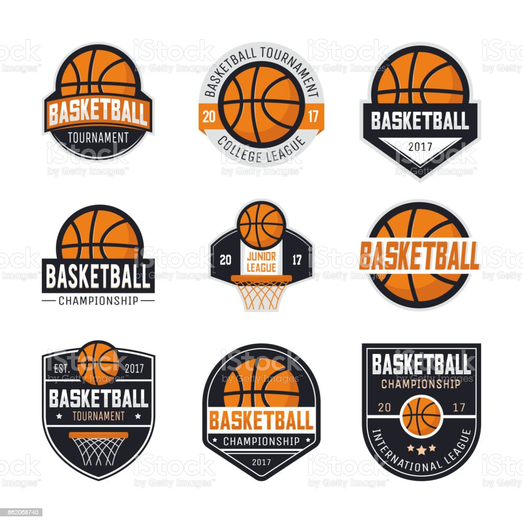 Set of basketball s