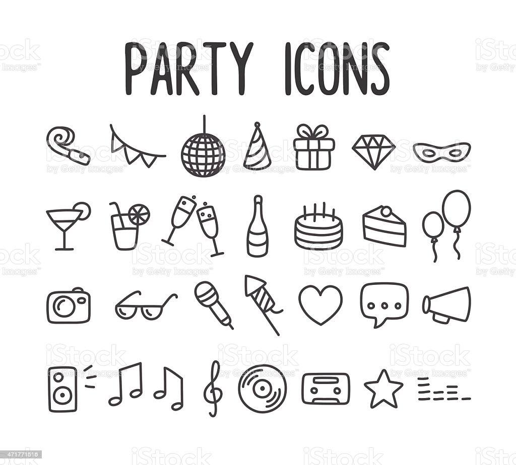 Party Symbole