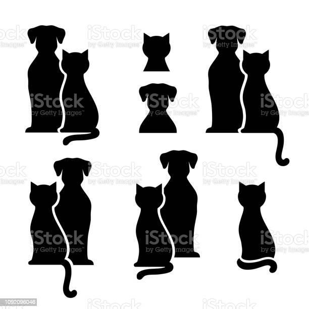 Set of black pets silhouettes vector id1092096046?b=1&k=6&m=1092096046&s=612x612&h=f6ieltxzm3mzrfr0ow11w4u rh790xrqsrompvx6110=