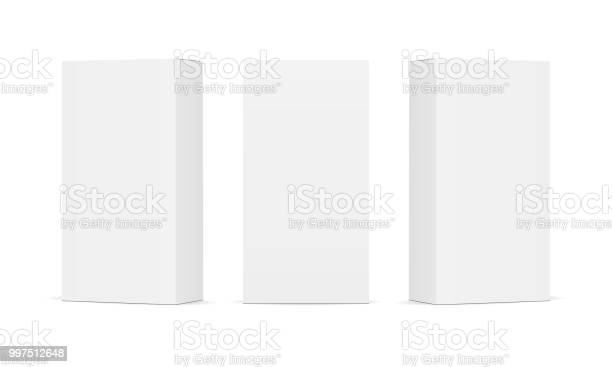 Set of blank white product packaging boxes vector id997512648?b=1&k=6&m=997512648&s=612x612&h=5rbsgtu6x4esdjsy5p5znkqse48enn95gfkigoozwas=
