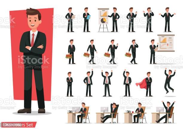Set of businessman character design vector id1082247660?b=1&k=6&m=1082247660&s=612x612&h=y opvz1u8vjmnasun2 wxfowurqpqxioxrqtwpbvapk=