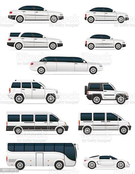 Set of cars for the transportation passengers vector illustration vector id524173131?b=1&k=6&m=524173131&s=612x612&h=5nqzq9ela7n5dyslvw8yh26t4u8dd3zug9dkaivnnrk=