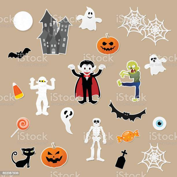 Set of characters in cartoon style with pumpkin dracula skeleton vector id853387636?b=1&k=6&m=853387636&s=612x612&h=mnhdj bon8wlvzkbvpxnkkbcy qinkl8klpbrhsalmc=