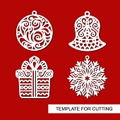 Templates for laser cutting, wood carving, plotter cutting or printing.