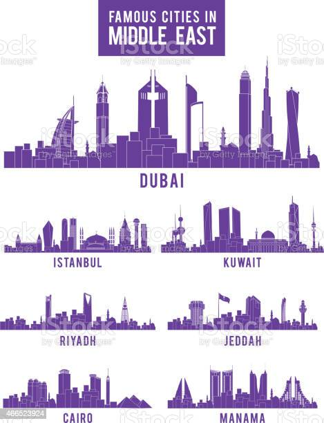 Set of cities in middle east famous buildings vector id466523924?b=1&k=6&m=466523924&s=612x612&h=5hbsvcgetsoncb ksmrz6vzdcslmcjbnkh eqn 1n g=