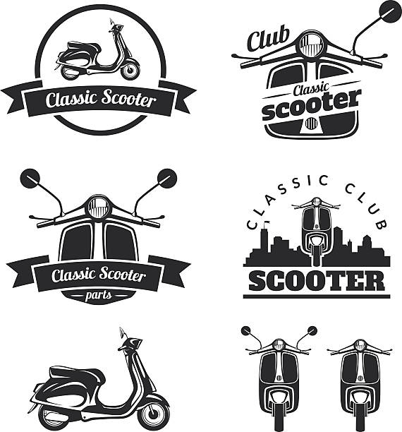 scooter vector art graphics freevector com https www freevector com vector scooter