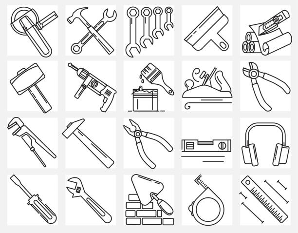 Royalty Free Meter Stick Clip Art, Vector Images