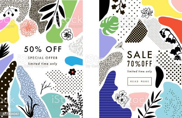 Set of creative social media sale headers with discount offer vector id577304042?b=1&k=6&m=577304042&s=612x612&h=8zs 57vj0yhjueizidpy7ixjazqh3rjj2nle rxmxj8=