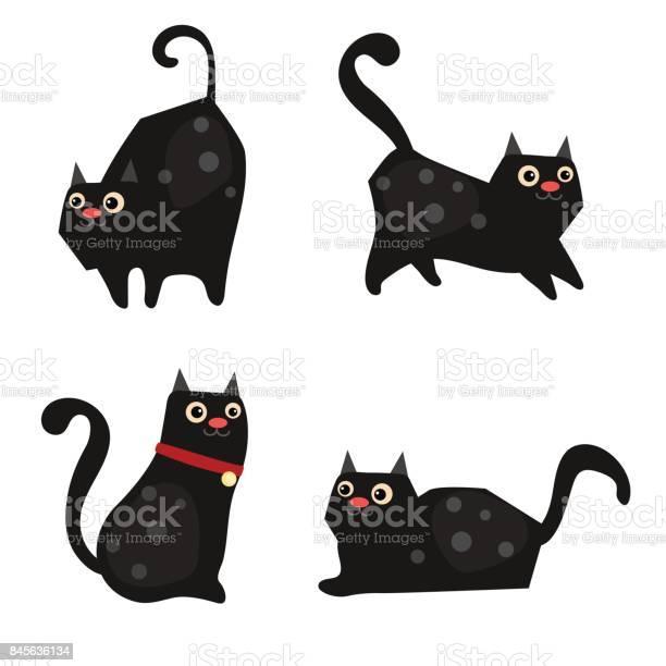 Set of cute cats vector id845636134?b=1&k=6&m=845636134&s=612x612&h=r4hb1lnljwthtkm51kw frtezj 3kt9 bincanalkgc=