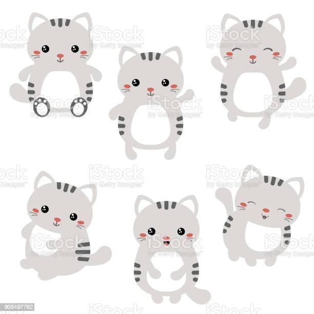 Set of cute cats vector id905497762?b=1&k=6&m=905497762&s=612x612&h=lq3 8mn5yrnr6lxeq23rj2fndfkuvnnuj0o7jo9kqw0=