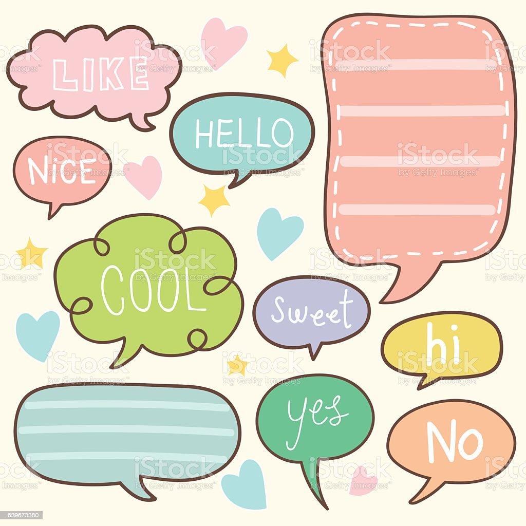 cute chat