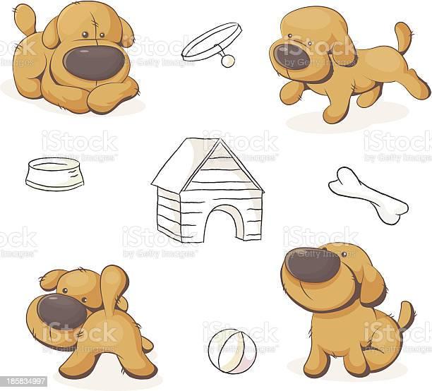 Set of cute teddy dogs vector id185834997?b=1&k=6&m=185834997&s=612x612&h=ka51gki8rzfnu2vfzaurwyogynpze47i2csvgsyj3ra=