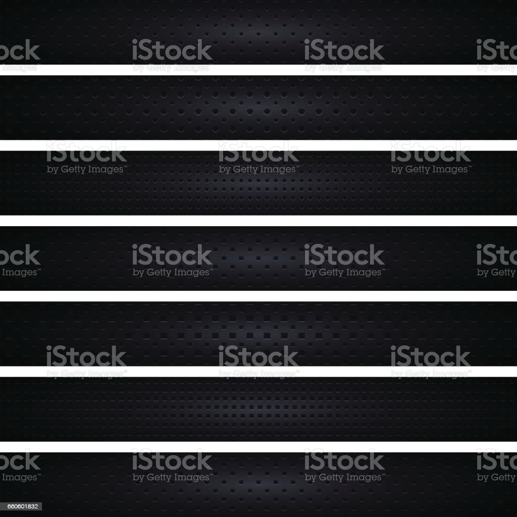 Set of dark web banners, vector illustration. royalty-free set of dark web banners vector illustration stock vector art & more images of abstract