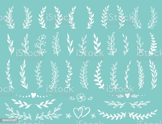 Set of decorative tree branches vector id895600082?b=1&k=6&m=895600082&s=612x612&h=ud2lz5jczseoouurhwbwbc8rghg xxdatynpgbjufio=