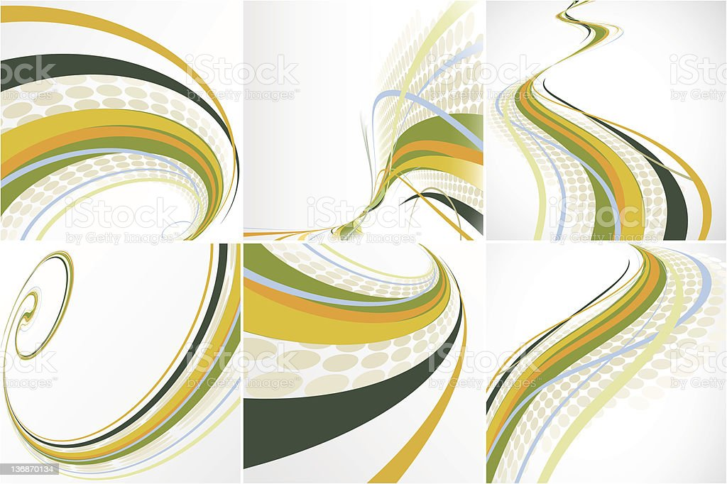 set of design shapes royalty-free set of design shapes stock vector art & more images of abstract