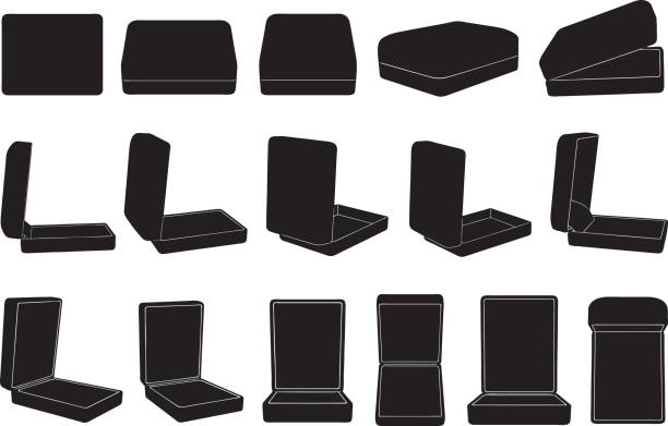 Jewelry Box Illustrations, Royalty-Free Vector Graphics ...