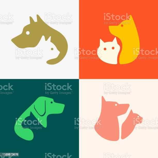 Set of dog and cat logo vector id1169873676?b=1&k=6&m=1169873676&s=612x612&h=w6rp k6fuzxwtmh89rarrsb3wquxpu6tc6lhhi nhpc=
