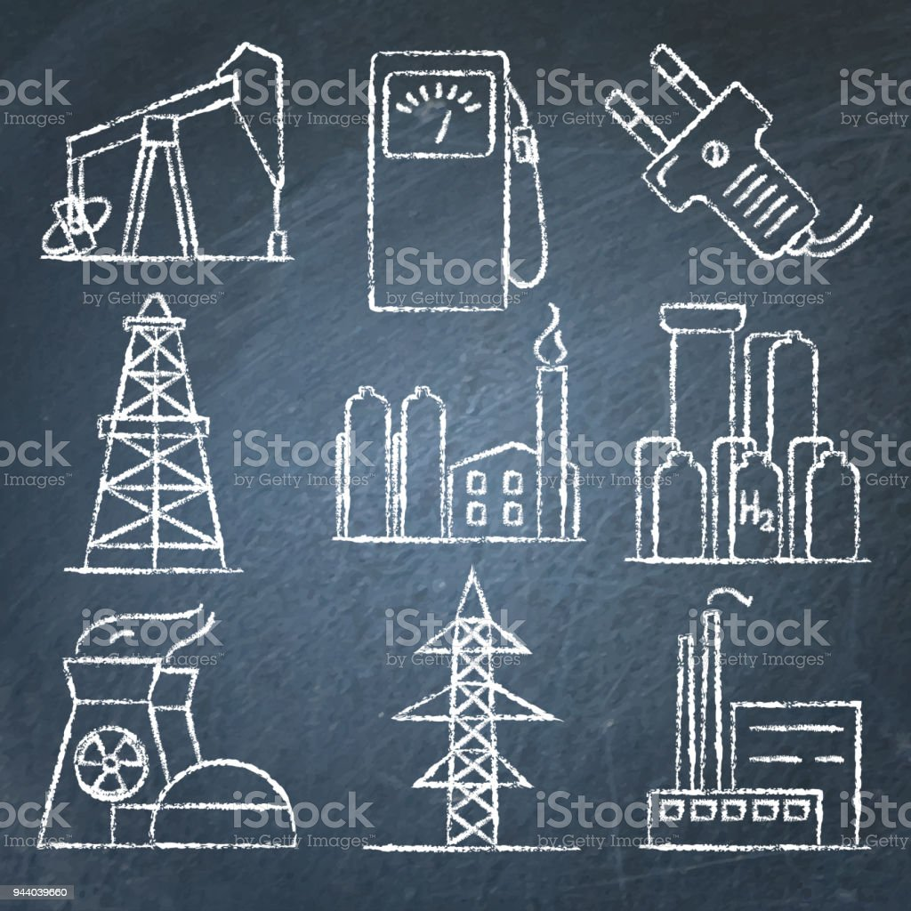 Electricity Diagram Chalkboard - Electrical Work Wiring Diagram •