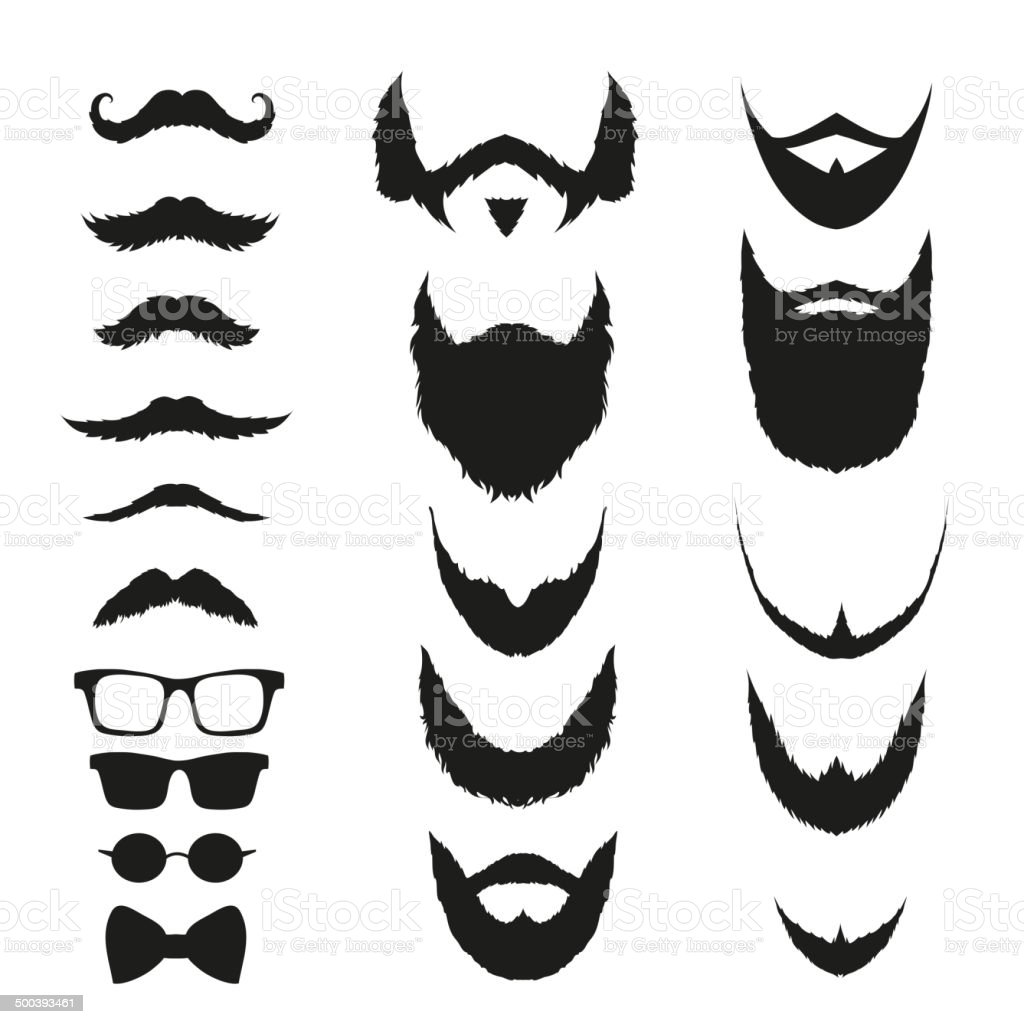 royalty free beard clip art vector images illustrations istock rh istockphoto com