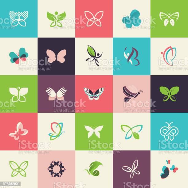 Set of flat design butterfly icons vector id527582801?b=1&k=6&m=527582801&s=612x612&h=fdjy4a isejo66lohn9hu7m  fisyhlxcjcgj 3jltc=