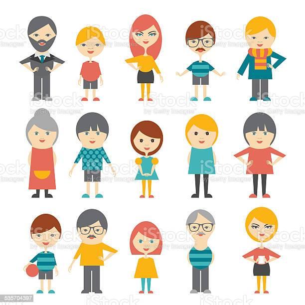 Set of flat people vector id535704397?b=1&k=6&m=535704397&s=612x612&h=wydhc1pzmoa4fgkbdcbvkkdutlg0ygag4dtxu 8ug a=