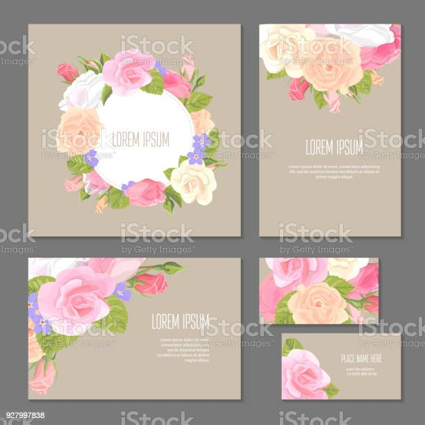 Set of floristic elements of corporate identity vector id927997838?b=1&k=6&m=927997838&s=612x612&h=wahyy4y8plrnfttk6nbc3q6 6rjessyhmfklr69blec=