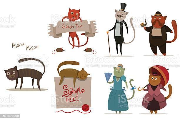 Set of funny cats in flat style vector id501427998?b=1&k=6&m=501427998&s=612x612&h=k41kytceq8ksxzl5deg0ey uq9djgry6hy887xpu898=