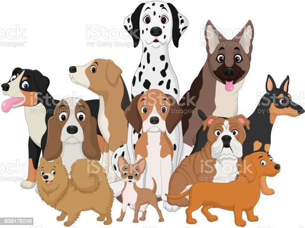 Set of funny dogs cartoon vector id638476246?b=1&k=6&m=638476246&s=612x612&h=3do lrtnz1ggrktfjz5pacqikztzqoamcikc9puinoi=