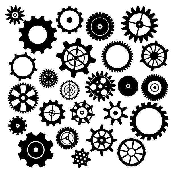 Best Steampunk Gears Illustrations, Royalty-Free Vector ...