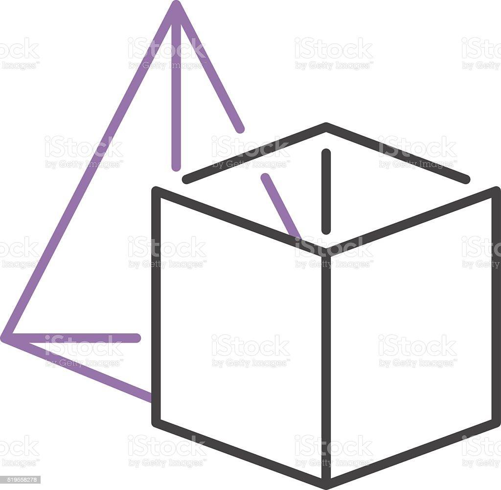 как добавить геометрические фигуры на фото медицинский