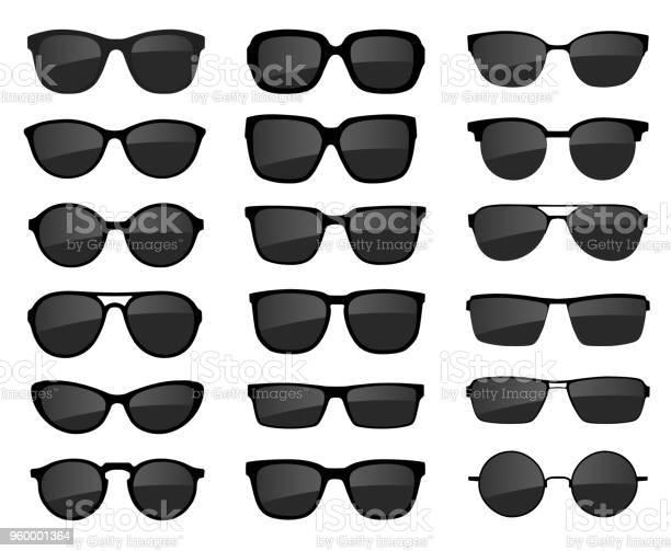 Set of glasses isolated vector glasses model icons sunglasses glasses vector id960001364?b=1&k=6&m=960001364&s=612x612&h=9jpf9n7uionne7v4tjrwpbuiqlodhgjcu0hgyyvdhca=