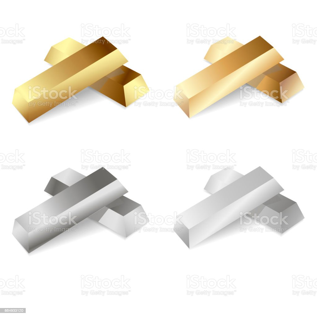 Periodic table gold and silver choice image periodic table images periodic table gold and silver choice image periodic table images set of gold and silver bars gamestrikefo Choice Image