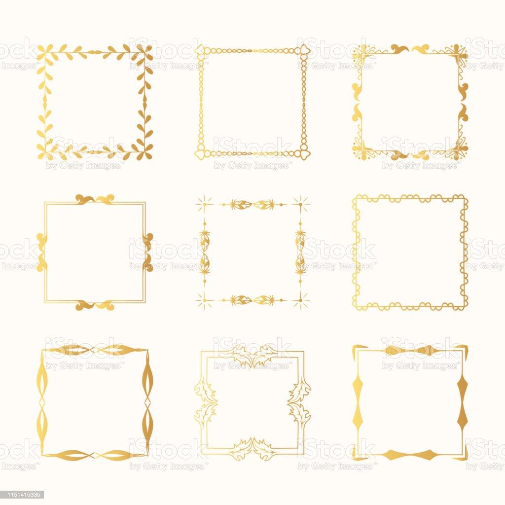Rahmen kostenlos hochzeit goldene Kostenlose Bilder