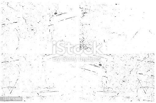 istock Set of grunge texture vector illustration 1273732693
