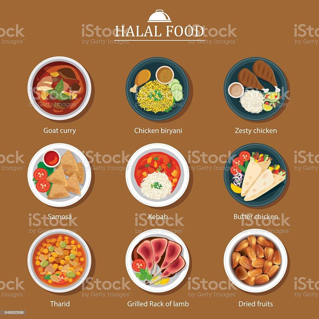 Royalty Free Ramadan Food Clip Art Vector Images Illustrations