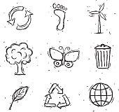 Environmental doodles