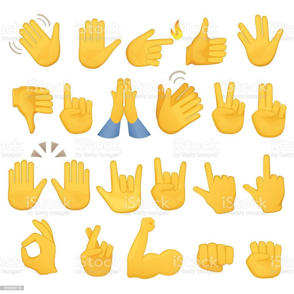 Emoji und Symbole