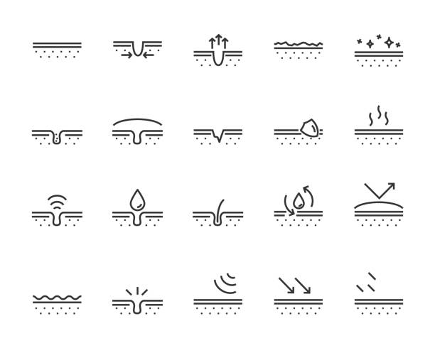 set of healthy skin care  icons, such as, mask,sun block, skin care, set of healthy skin care  icons, such as, mask,sun block, skin care, scented stock illustrations