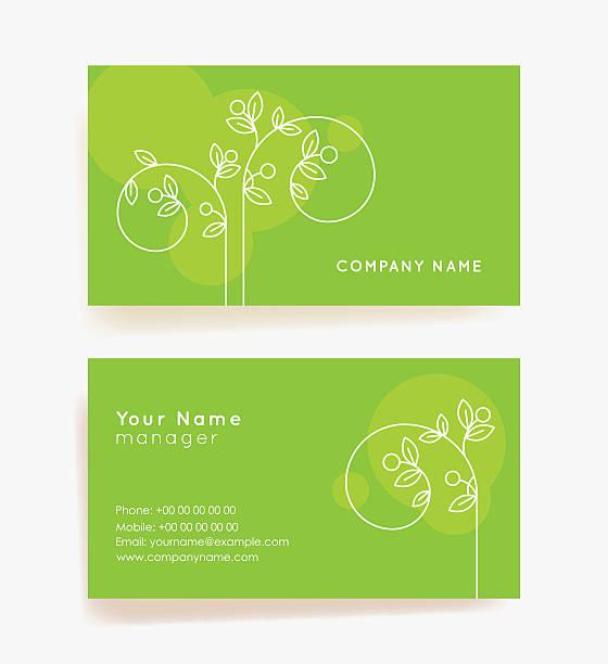Royalty free landscape design business cards clip art vector images landscape design business cards clip art vector images illustrations colourmoves