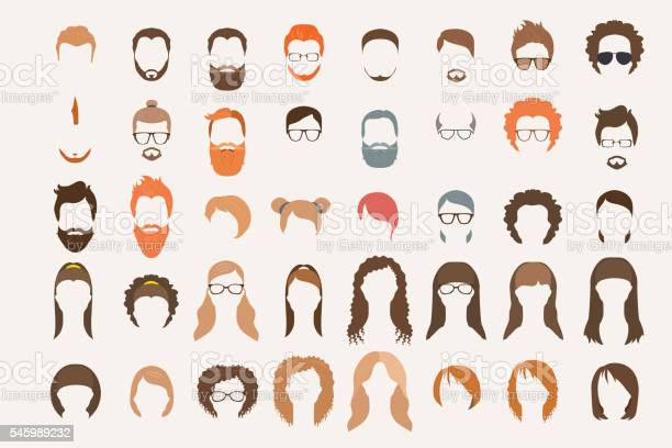 Set of icons hearstyle and beards vector id545989232?b=1&k=6&m=545989232&s=612x612&h=sqirpj9pib97df n5qvped7yxoir2uriv7uz jmjokk=