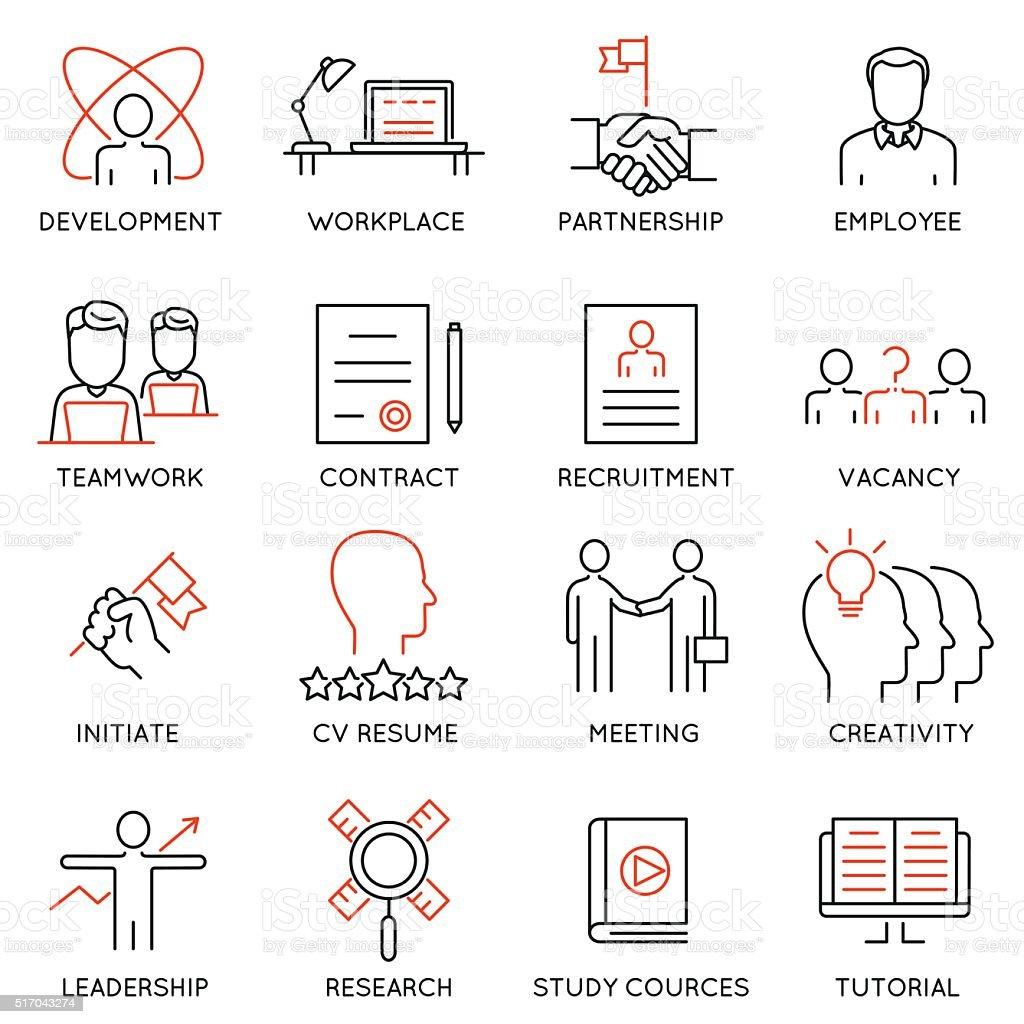 Reihe von icons, die Bezug auf Geschäft management-Teil 46 Lizenzfreies reihe von icons die bezug auf geschäft managementteil 46 stock vektor art und mehr bilder von anwerbung
