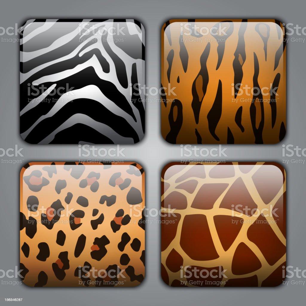 Tipos de pieles de animales