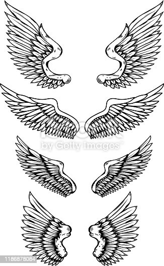 eagle wings vector free file download now eagle wings vector free file download now