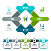 istock Set of Infographic Elements 1265622124