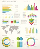 istock Set of Infographic Elements. 468874685