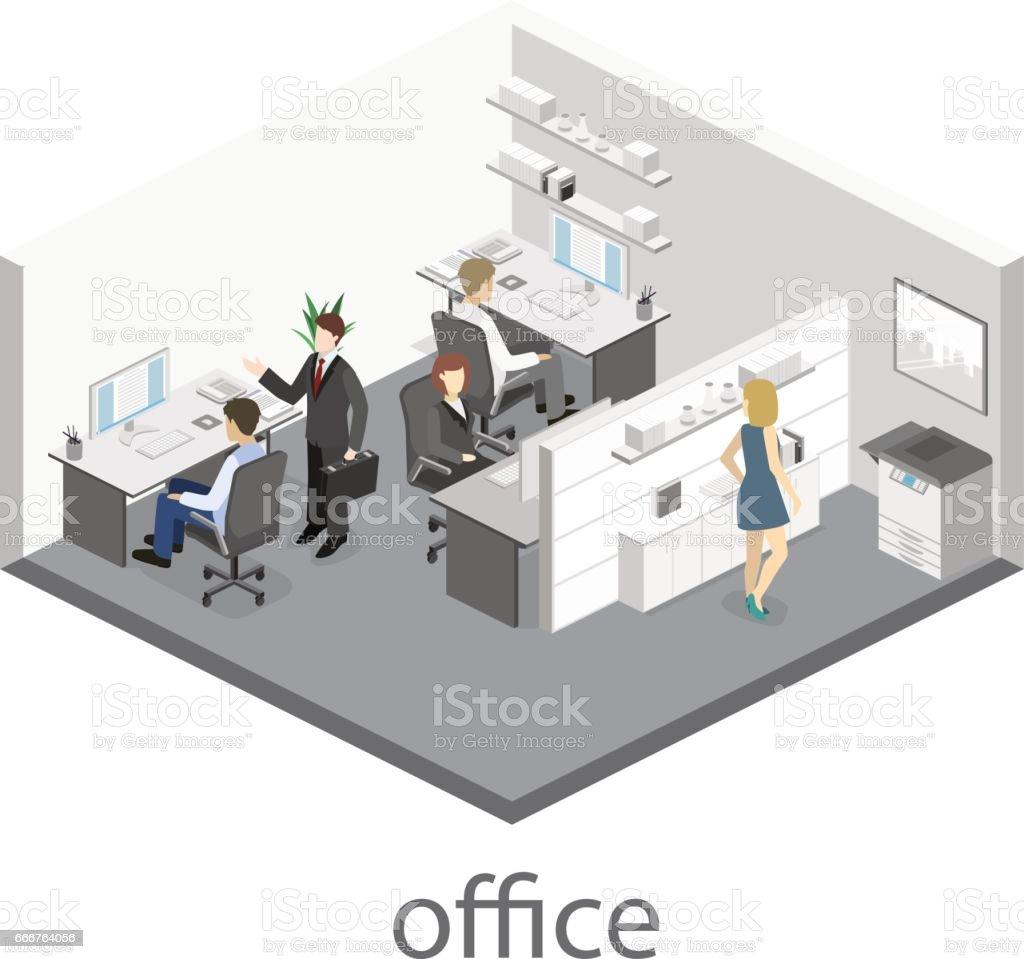 Set of isometric business people , info graphic vector design set of isometric business people info graphic vector design - immagini vettoriali stock e altre immagini di affari royalty-free